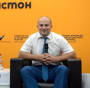 Цидаев Сослан Посольство России
