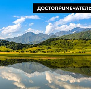 Достопримечательность дня: Цунарское озеро