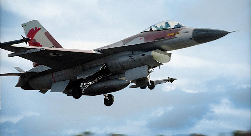 Сирийские военные сообщили обуничтожении израильского истребителя