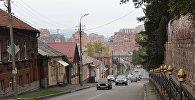 Улица во Владикавказе