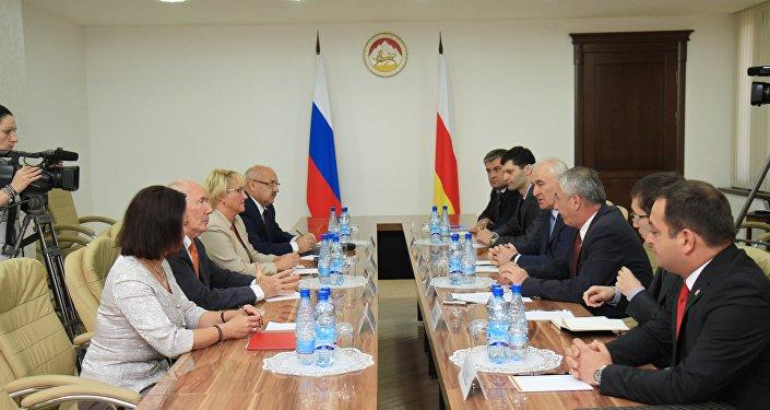 Воронежы областы делегаци
