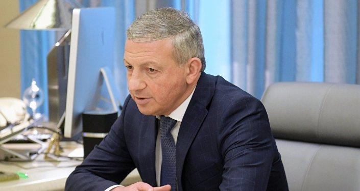 Глава Республики Северная Осетия - Алания Вячеслав Битаров