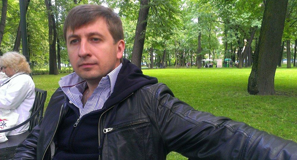 Николай Беспалов