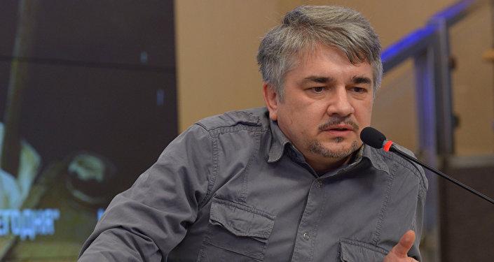 Президент Центра системного анализа и прогнозирования Ростислав Ищенко