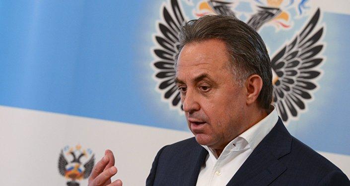 Виталий Мутко: «РФС должен возглавлять свободный президент»