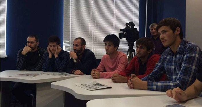 Участники проекта Неизвестный Кавказ