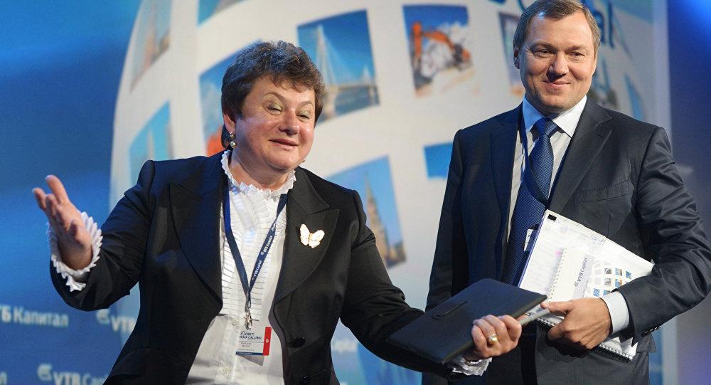 Владимиры областы губернатор Светлана Орлова инвестицион форумы