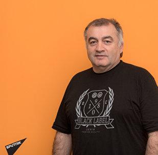 Игорь Тасоев