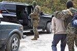 Задержание жителя Таджикистана