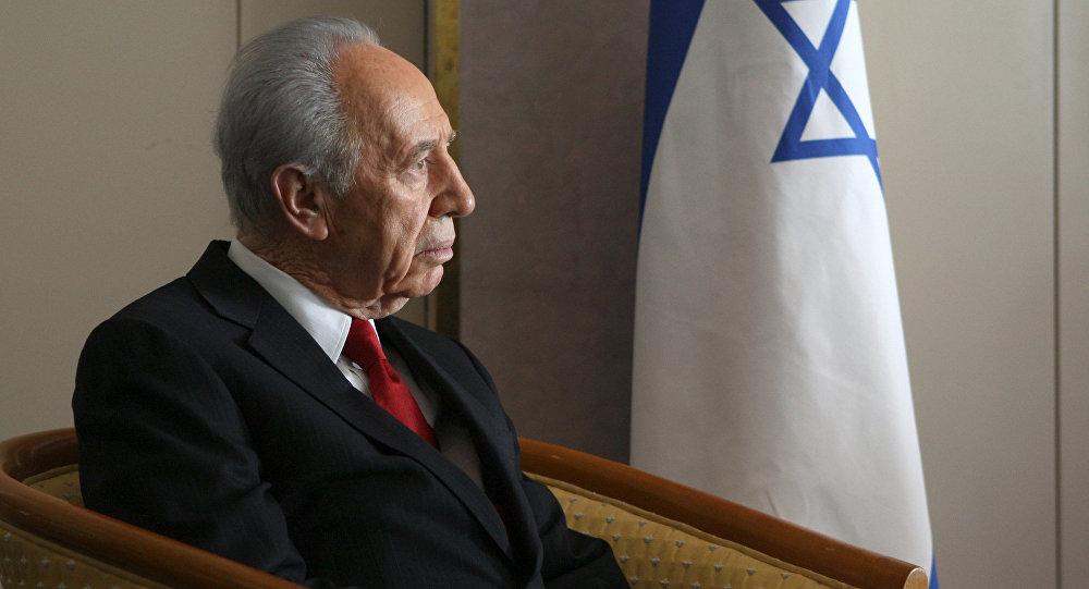 Президент Республики Израиль Шимон Перес