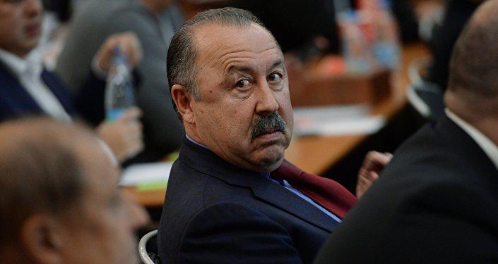 Депутат Государственной думы Валерий Газзаев