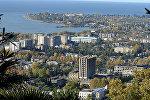 Сухум - столица Республики Абхазия