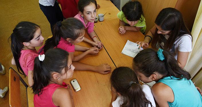 Детский лагерь Солнышко