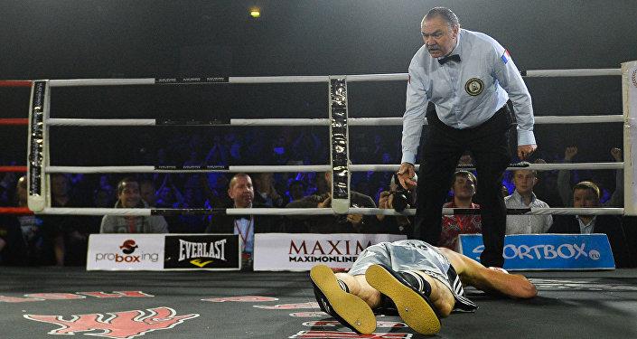 Бокс. Шоу The Real Boxing