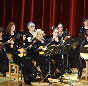 Хор и оркестр народных инструментов Айзалд