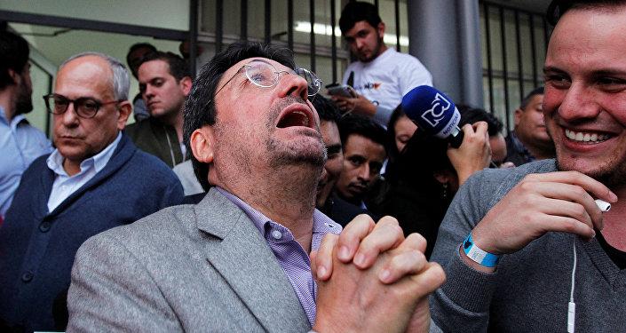Колумбийцы радуются итогам референдума по соглашению с РВСК