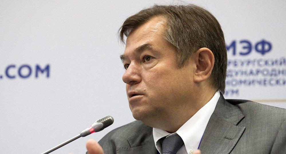 Советник президента РФ Сергей Глазьев