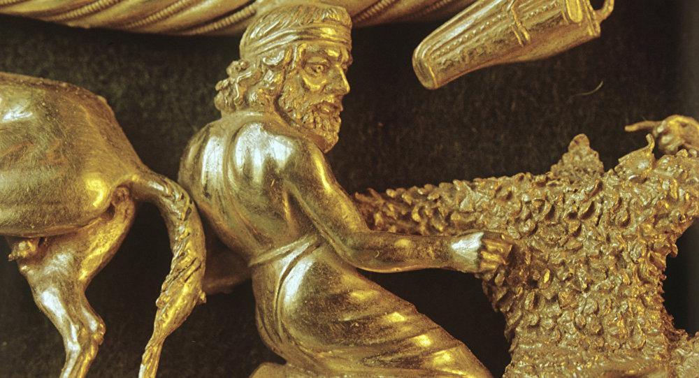 ВНидерландах прошли слушания покрымским сокровищам скифов— История дороже золота