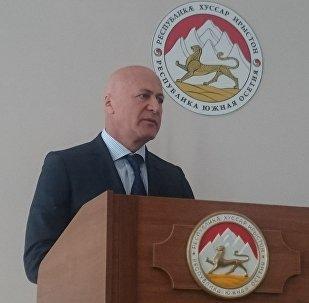 Генеральный прокурор Южной Осетии Урузмаг Джагаев