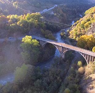 Взгляд со Sputnika: Гуфтинские мосты