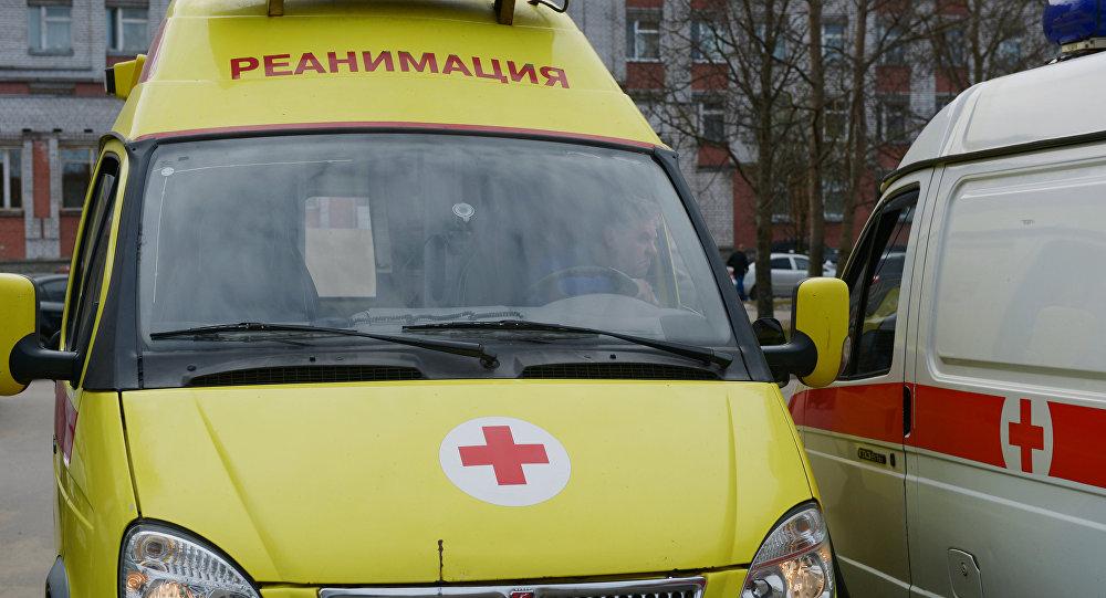 Выездная экстренная консультативная бригада скорой медицинской помощи