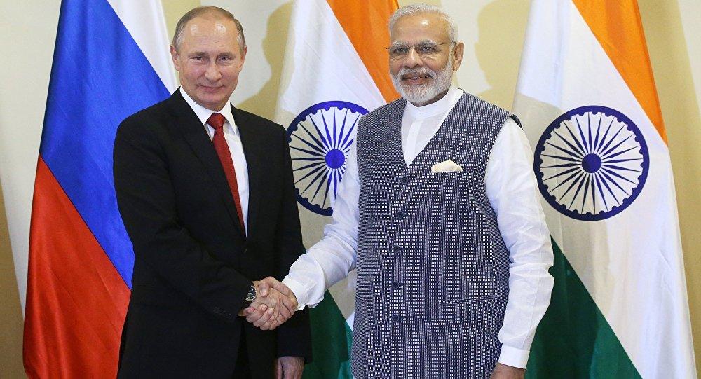 Путин подпишет договор опоставке С-400 «Триумф» вИндию