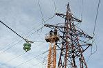 Авария на электроподстанции