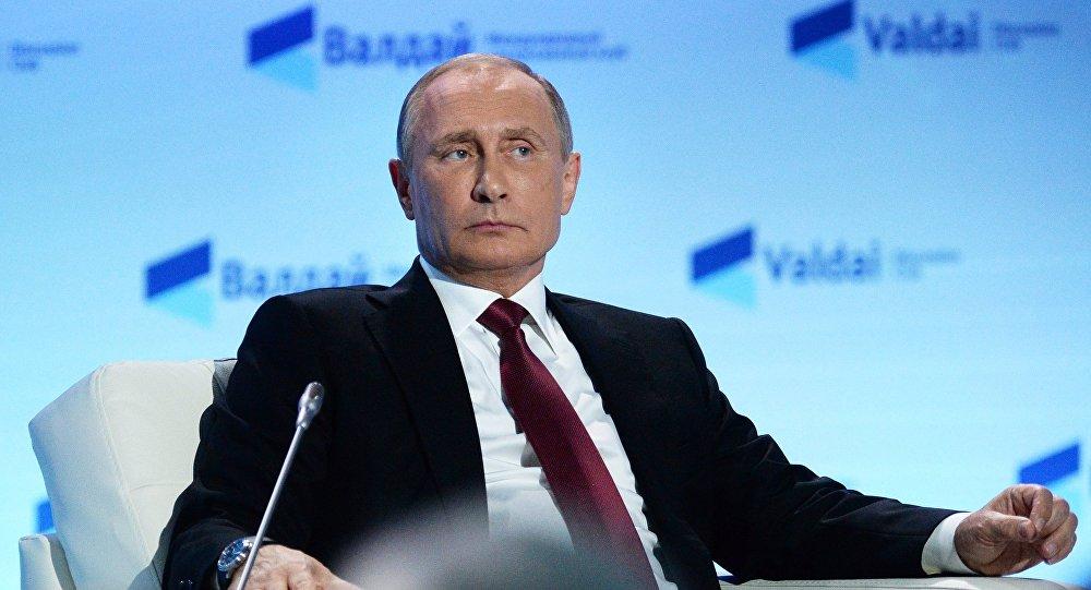 Владимир Путин: «Национальные интересы РФ - это то, что превосходно для русского человека»
