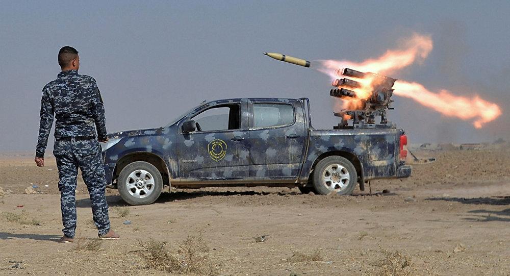 Иракские военные выбилиИГ с 2-х третей позиций вМосуле