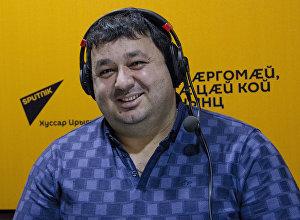 Андрей Тедеев-преподаватель школы breakdance