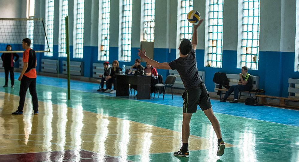 Волейбол Цхинвал
