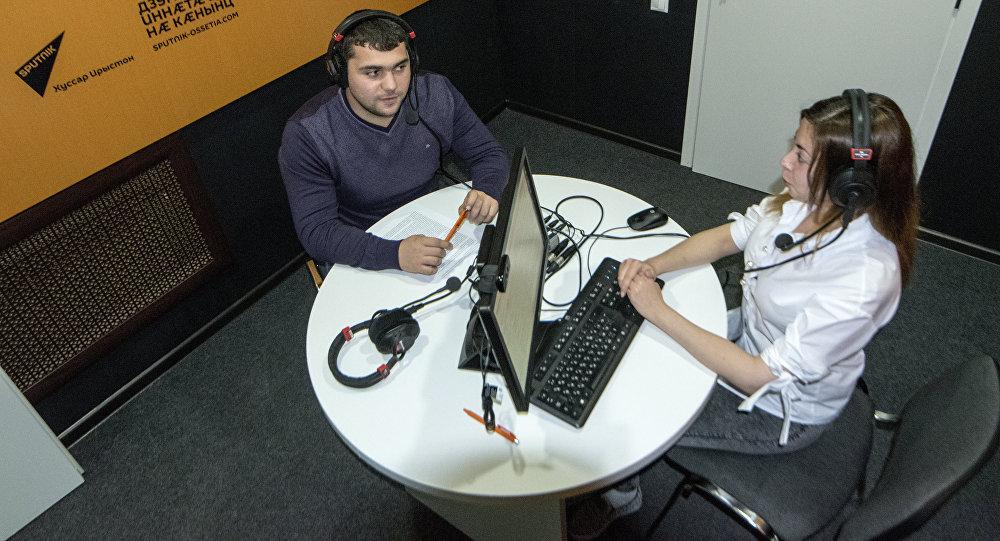 Виктория Тигиева и Нарек Ордян