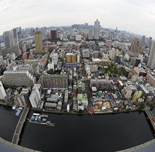 города спутник Токио
