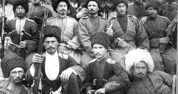 2-й Горско-Моздокский казачий полк