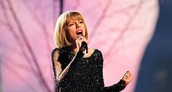 Певица из США Тейлор Свифт