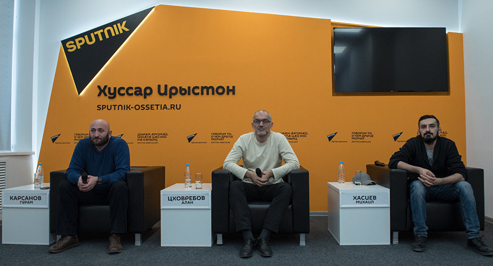 Видеомост к 55-летию КВН