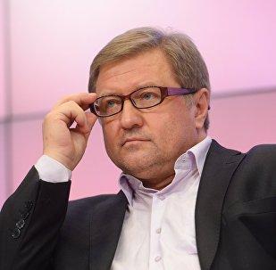 Философ-антрополог, член Зиновьевского клуба МИА Россия сегодня Владимир Лепехин
