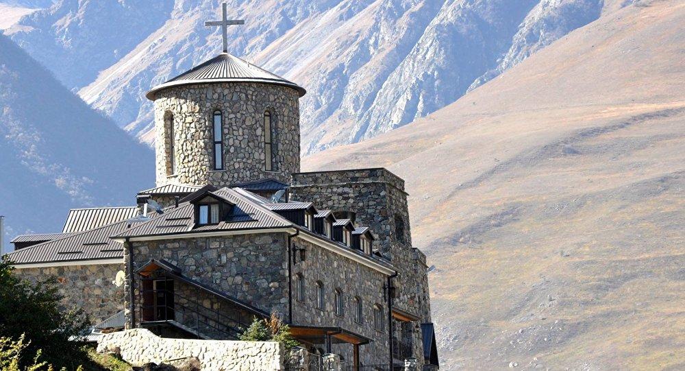 Святоуспенский Аланский монастырь в Фиагдоне