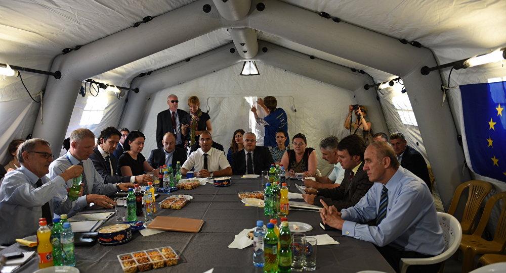 Встреча МПРИ