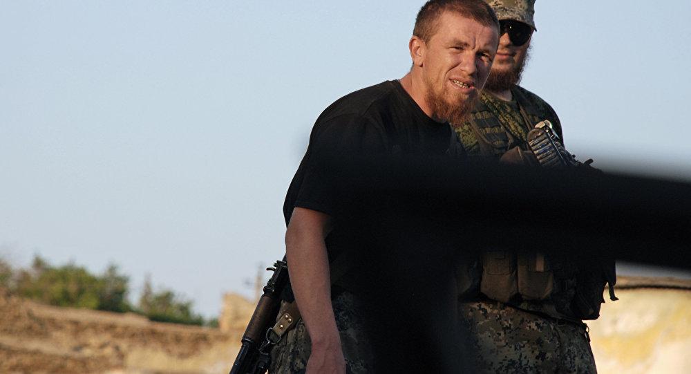 ВДНР сообщили озадержании группы подозреваемых вубийстве Моторолы