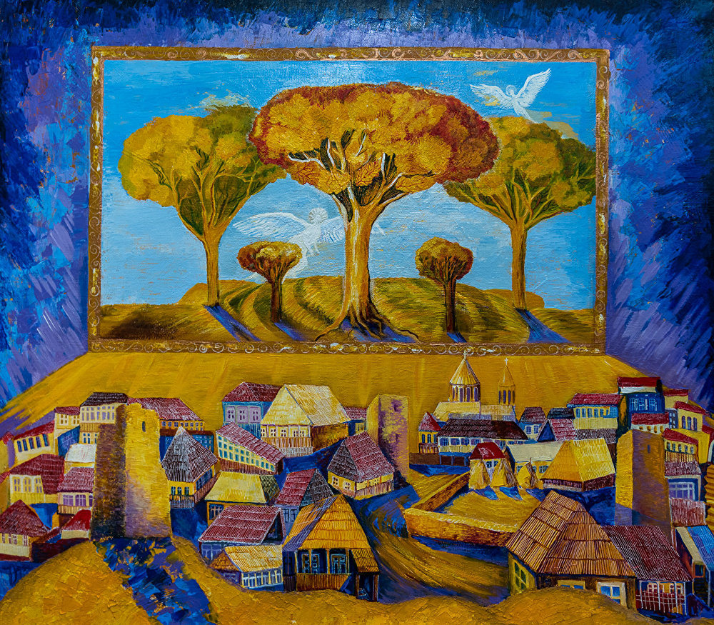 Арт галерея Альбина Джагаева