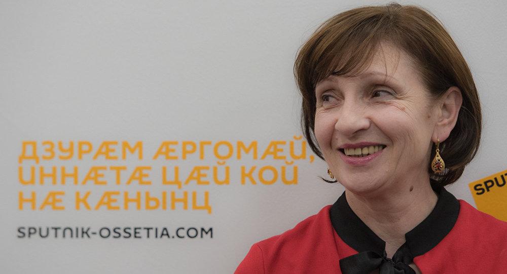 Индира Габулова
