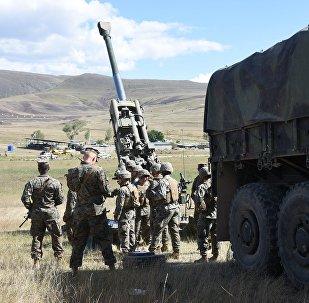 Учения НАТО в Грузии