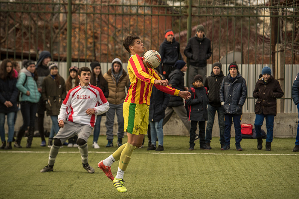 Турнир по мини-футболу проходил в столице республики с 4-го ноября.