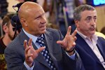 Президент Федерации спортивной борьбы России Михаил Мамиашвили