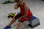 Анна Гаглоева, фитнес-тренер