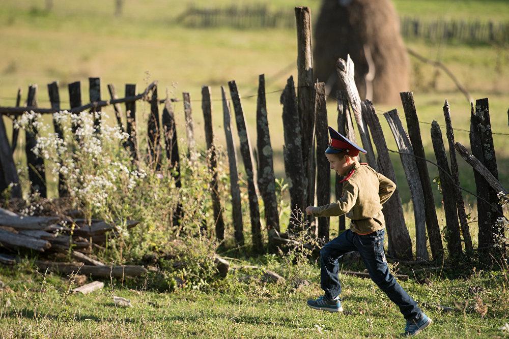 В Осетии с детства знают, что защищать Родину — долг каждого мужчины