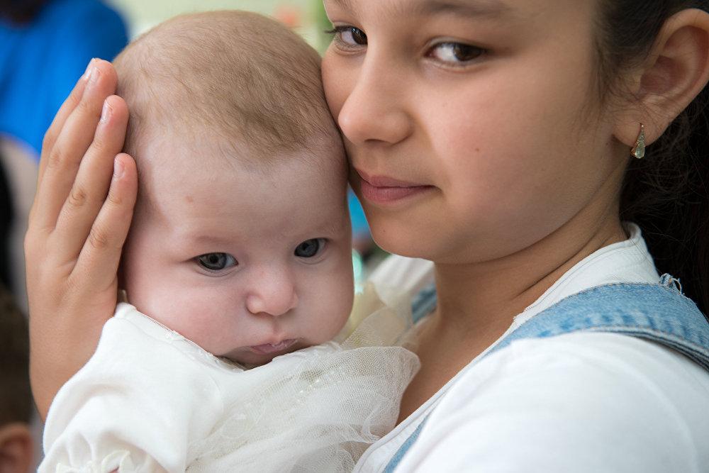 Всемирный день ребенка учрежден ООН в 1954 году