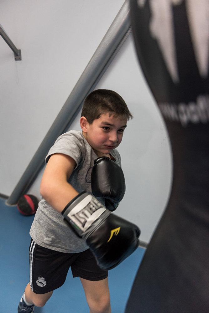 Чтобы добиться успеха в спорте, заниматься нужно с детства. Может поэтому Южная Осетия дала миру столько чемпионов