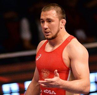 Российский борец Имиль Шарафетдинов